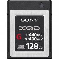 SONY QDG128E - High speed XQD card (new version!)