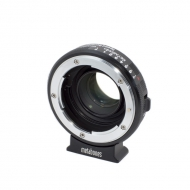 METABONES Canon EF Lens to BMPCC T Speed Booster 0.58x (voor Blackmagic Pocket Cinema Camera)