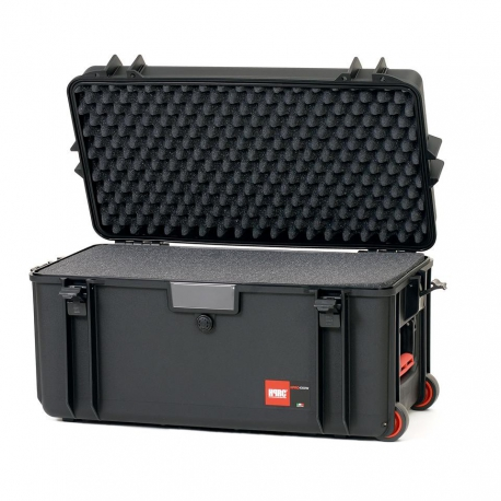 HPRC 4300CW - Wheeled Hard Case With Cubbed Foam