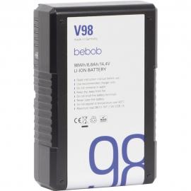 BEBOB V98 - Li-Ion V-Mount battery