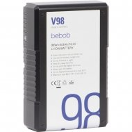 BEBOB V98 - Li-Ion V-Mount battery