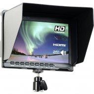 """AVTec XHD070 Ultra Thin 7"""" On-Camera Field Monitor"""