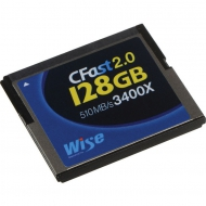 WISE CFAST CARD 128GB