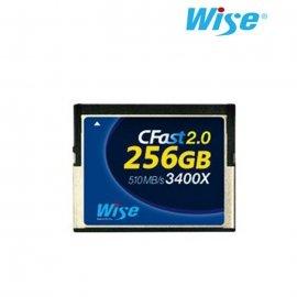 WISE CFAST CARD 256GB