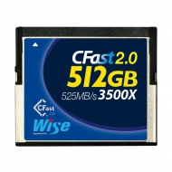 WISE CFAST CARD 512GB