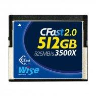 WISE CFAST CARD 512GB