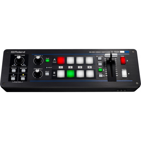 ROLAND V1SDI - Betaalbare videomixer met SDI & HDMI