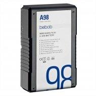 BEBOB A98 - Gold Mount Li-Ion Battery 14.4V / 98Wh