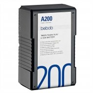 BEBOB A200 - Gold Mount Li-Ion Battery 14.4V / 196Wh