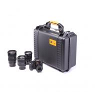 HPRC ALP2460-01 - Hardcase, uitgesneden voor Sony Alpha 7 + 4 lenzen