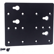 AJA CONVERTOR MOUNTING PLATE ( INCLUDES MOUNTING SCREWS )