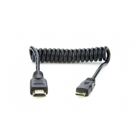 ATOMOS ATOMCAB008 - Mini HDMI to Full HDMI Cable (30cm)