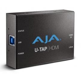 AJA HD/SD USB3.0 CAPTURE FOR MAC/WINDOWS/LINUX HDMI, BUS POWERED, NO DRIVER
