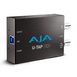 AJA HD/SD USB3.0 CAPTURE FOR MAC/WINDOWS/LINUX 3G-SDI, BUS POWERED, NO DRIVER