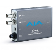 AJA 3G/HD/SD 8 CHANNEL AES EMBEDDER/DISEMBEDDER, BNC BREAKOUT CABLE