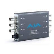 AJA ANALOG VIDEO 1X6 DISTRIBUTION AMPLIFIER