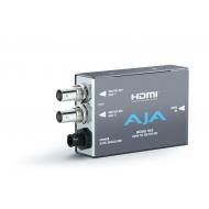 AJA HDMI TO HD/SD-SDI VIDEO/AUDIO CONVERTOR