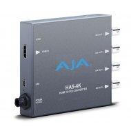 AJA 4K HDMI TO 4K 4 X 3G-SDI, SUPPORT FOR 4K, UHD,2K,HD AND SD