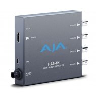 AJA 4K HDMI TO 4K 4 X 3G-SDI, SUPPORT FOR 4K, UHD,2K,HD AND SD