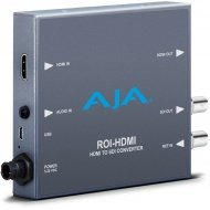 AJA HDMI TO SDI WITH REGION OF INTEREST SCALING HDMI LOOP THROUGH