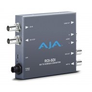 AJA 3G-SDI TO 3G-SDI AND HDMI WITH REGION OF INTEREST SCALING
