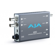 AJA UP/DOWN/CROSS CONVERTOR 3G/HD/SD-SDI IN AND OUT, HDMI OUT