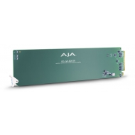 AJA OPENGEAR 1X9 3G-SDI RE-CLOCKONG DISTRIBUTION AMPLIFIER, 2 SLOTS