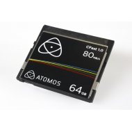 ATOMOS CFAST card 64GB