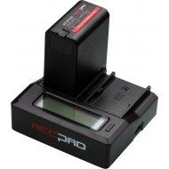 REDPRO RP-DC50 - batterijlader voor Sony BPU batterijen