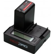 REDPRO RP-DC80 - charger / power supply for Sony BPU batteries