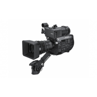 SONY PXW-FS7M2 (PXWFS7 Mark 2) - Super 35mm camera (with 18-110mm lens)