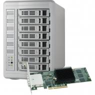 SONNET Fusion DX800 RAID (Desktop unit) inc PCIe RAID Controller Card 64TB