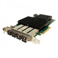 SONNET 16Gb Quad Channel Fibre Channel Host Adapter PCIe 2.0 (TB Compatible)