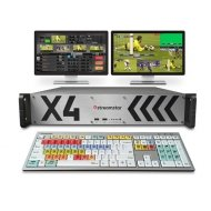 STREAMSTAR X4 - Full HD Studio, 4 inputs
