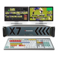 STREAMSTAR X7 - 6 channel live production & streaming studio