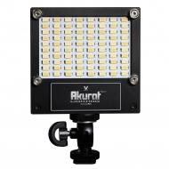 AKURAT D2120A1 - full spectrum, high CRI LED cameralamp met regelbare kleurtemperatuur