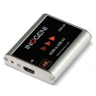 INOGENI 4K HDMI TO USB 3.0 - capture device voor 4K HDMI naar USB 3.0