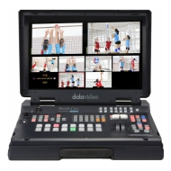 DATAVIDEO HS1500T - HD/SD 4-Channel HDBaseT Portable Video Studio