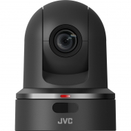 JVC KY-PZ100B - Robotic PTZ network video production camera (black)