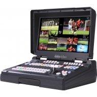 Datavideo HS-2850 - HD/SD 12 Kanaals draagbare video studio