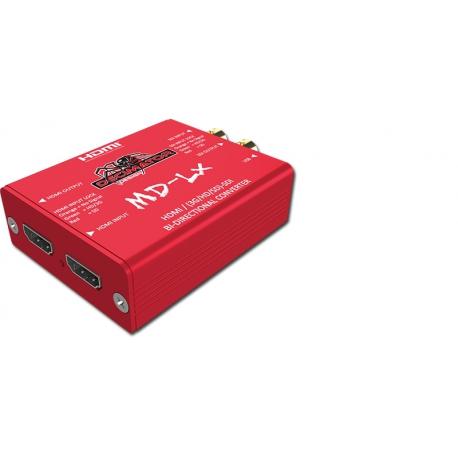 DECIMATOR MD-LX - HDMI / SDI BI-DIRECTIONAL CONVERTER