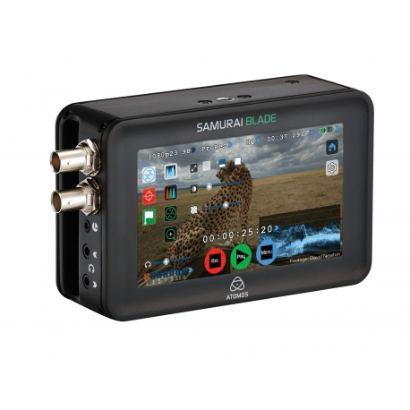 Atomos Samurai Blade - 10-bit HD-SDI Field Recorder and HD Monitor (Retail Kit)