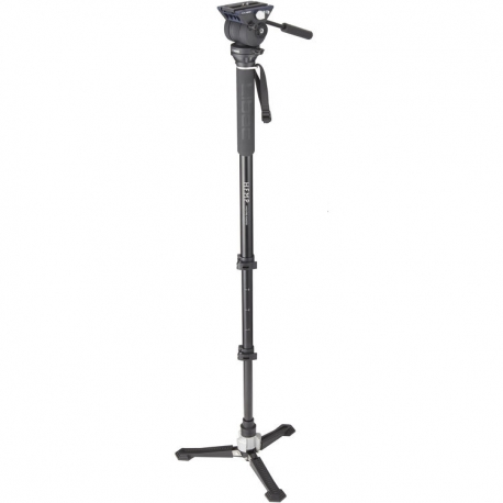 LIBEC HFMP KIT - handsfree monopod with tripod head