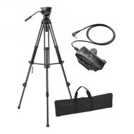 LIBEC TH-X ZFC KIT - tripod kit with ZFC-L lanc controller