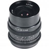 SLR MAGIC CINE 25MM F1.4 lens met Sony E mount