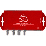 ATOMOS CONNECT CONVERT 4K HDMI TO SDI WITH SCALE AND OVERLAY
