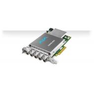 AJA 4K AND MULTI-CHANNEL HD HEVC ENCODER ATX6 POWERED