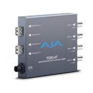 AJA 4-CHANNEL 3G-SDI TO LC OPTICAL FIBER MULTI MODE