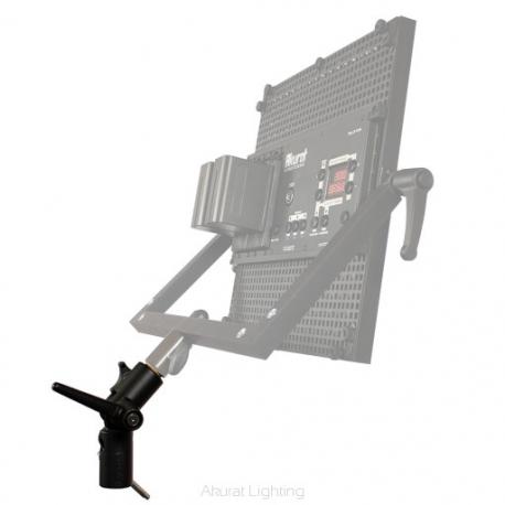 Akurat Angled Head for the DL3120 LED panel - VIANTO be