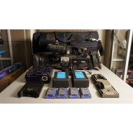 SECOND HAND - JVC GY-HM700 + KA-MR100G with Fujinon lens